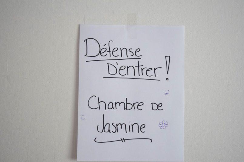 Habiter chez ses parents - Défense d'entrer, chambre de Jasmine | Les Roger - Le blogue des étudiants de l'UdeM