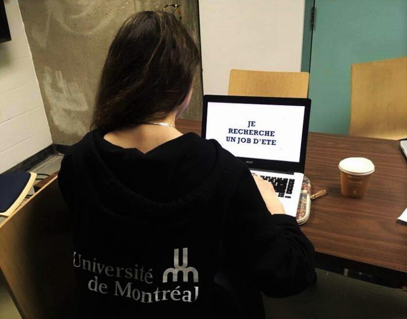 Comment trouver un job étudiant après les examens d'avril ? | Les Roger - Le blogue des étudiants de l'UdeM