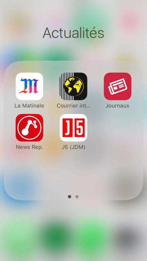 Top 5: applis originales pour suivre l'actualité | Les Roger - Le blogue des étudiants de l'UdeM