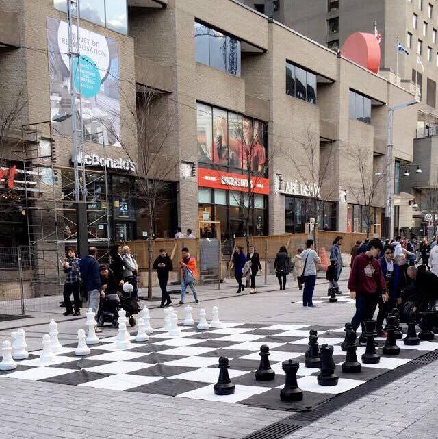 Parterre du Quartier des Spectacles | Les Roger - Le blogue des étudiants de l'UdeM