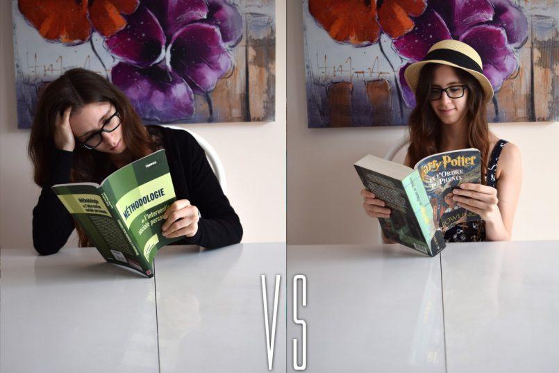 Lire : pour l'université vs pour mon propre plaisir | Les Roger - Le blogue des étudiants de l'UdeM