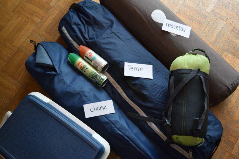 Le Camping | Les Roger - Le blogue des étudiants de l'UdeM