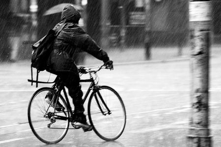 Cinq défis du cycliste à Montréal - Les intempéries | Les Roger - Le blogue des étudiants de l'UdeM