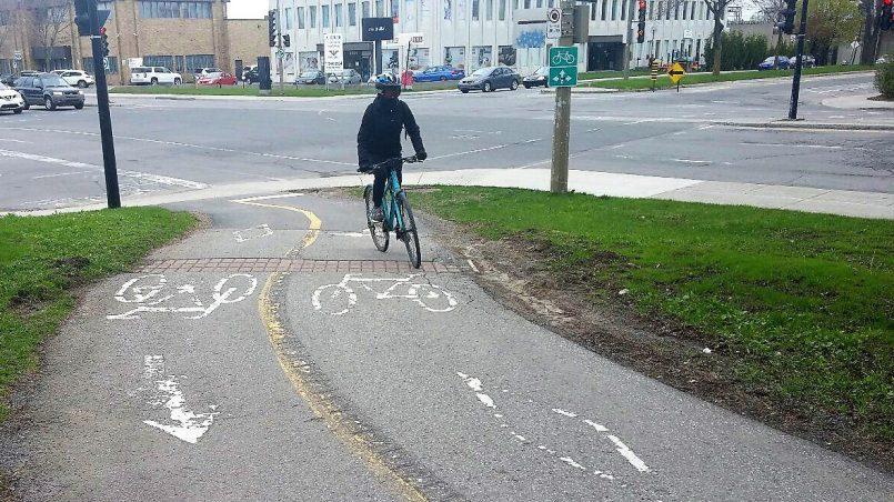 Cinq défis du cycliste à Montréal | Les Roger - Le blogue des étudiants de l'UdeM